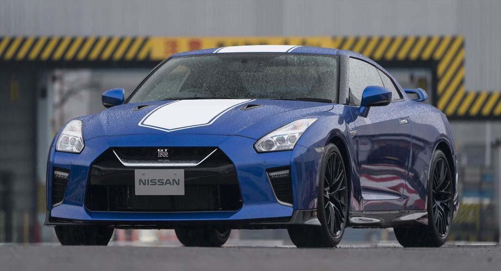 """El Nissan GT-R en sus años de gloria fue conocido como """"Godzilla"""""""