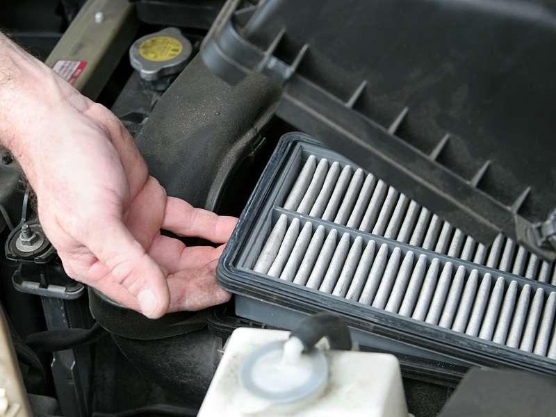 Filtro de aire para autos