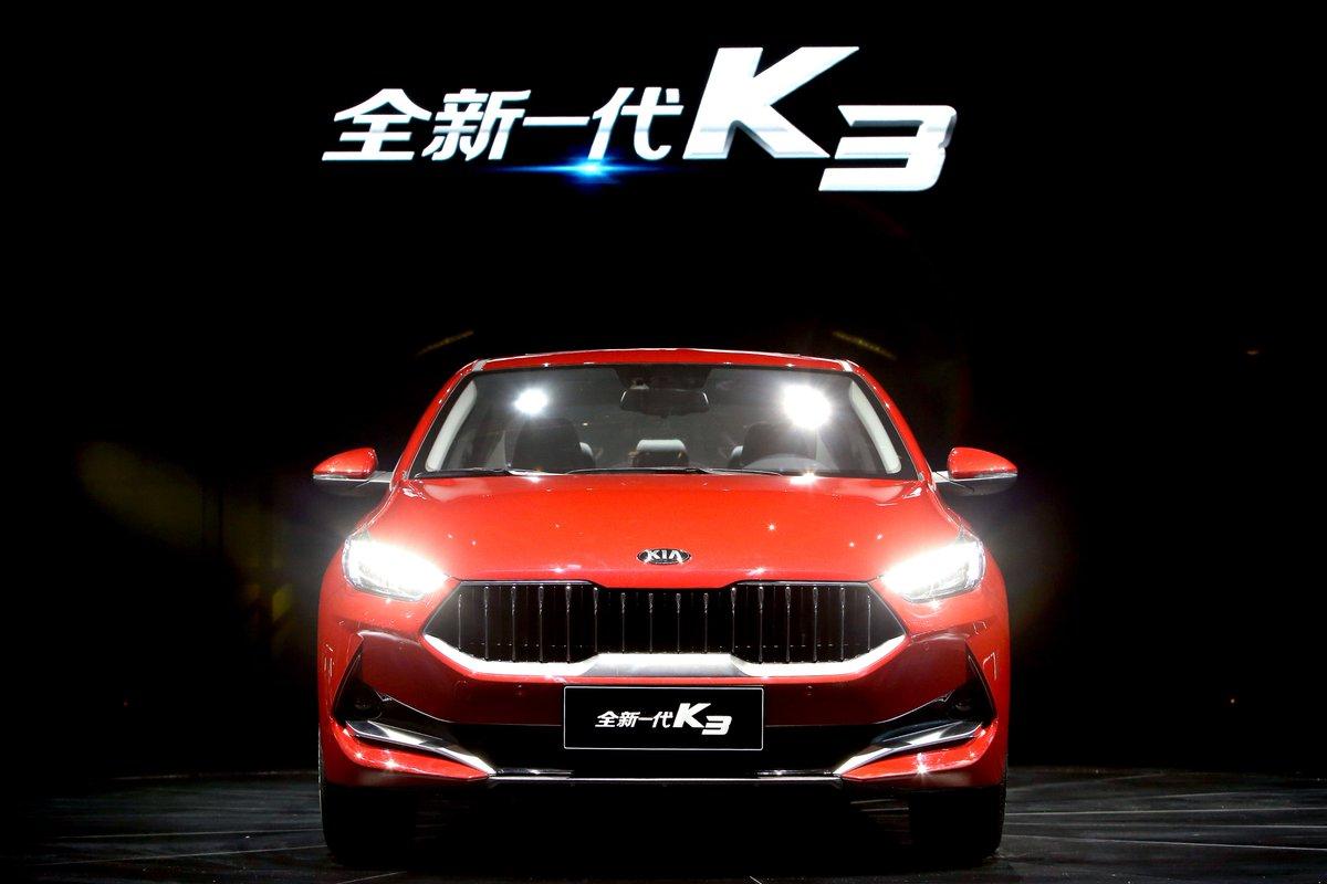 Kia K3