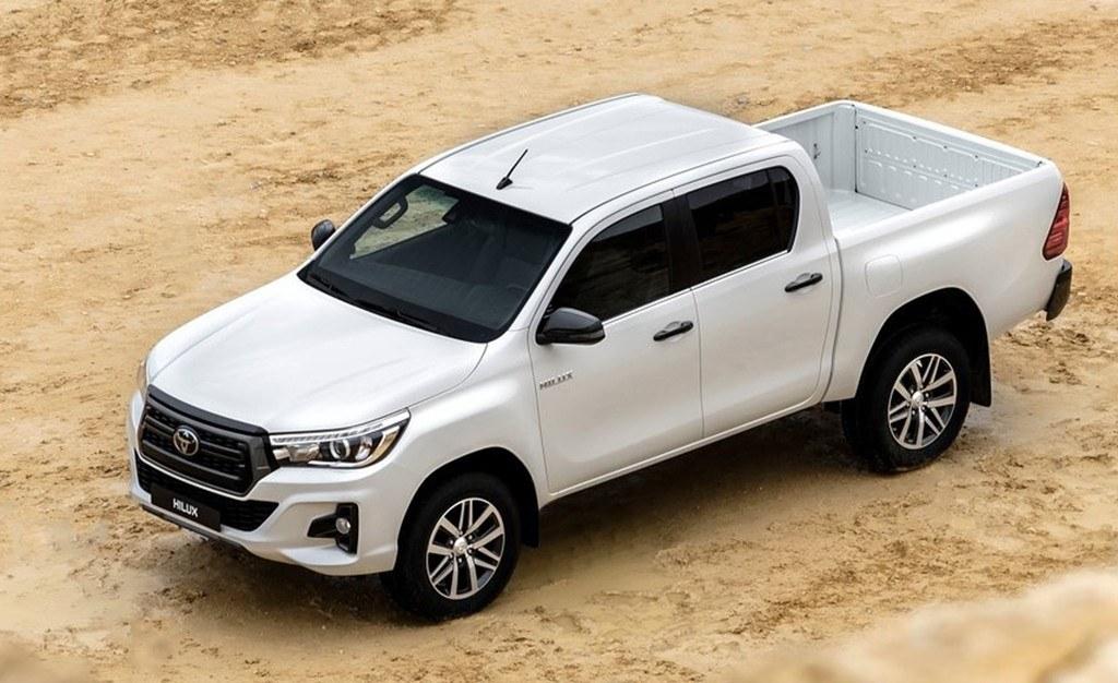 Toyota Hilux Special Edition 2019, nueva versión con detalles específicos