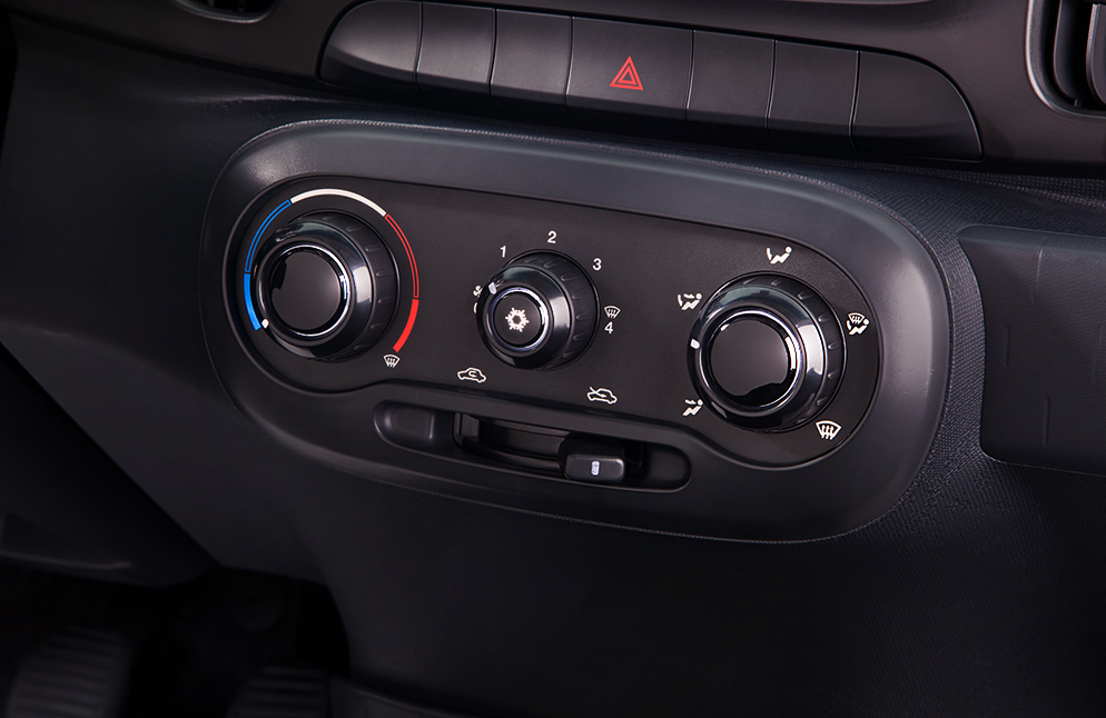 Aire acondicionado FIAT Mobi