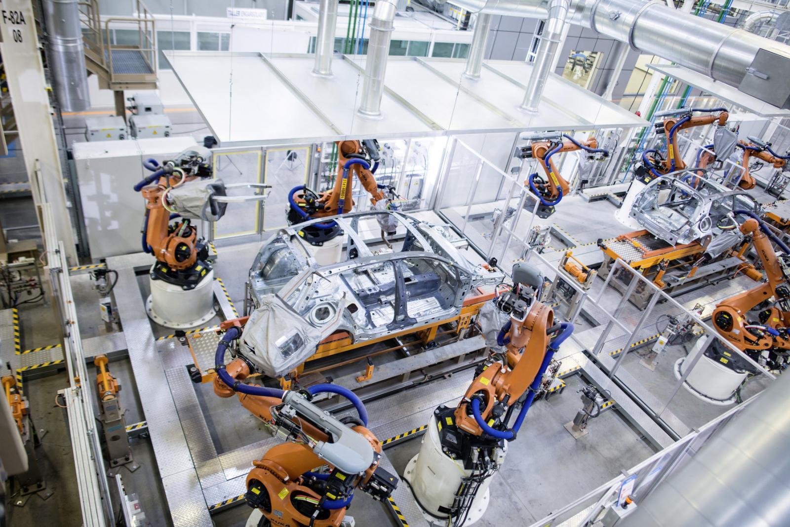México es sexto lugar mundial en producción de autos
