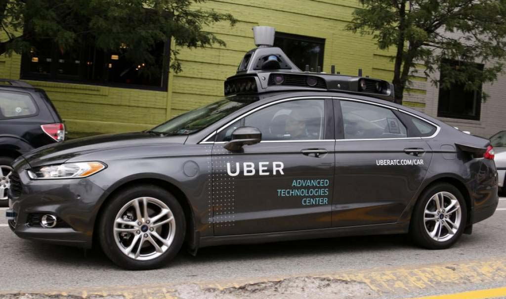Uber tiene vacantes en su área de desarrollo de autos autónomos