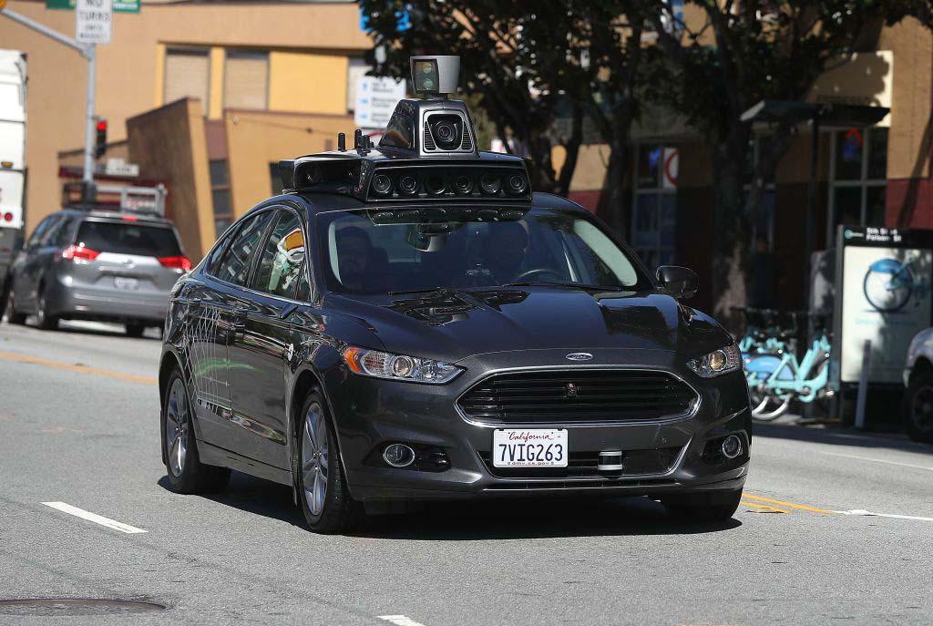 Uber está muy involucrada en el desarrollo de vehículos con autonomía