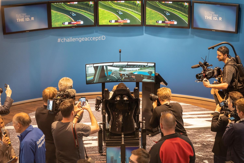 Simulador Volkswagen