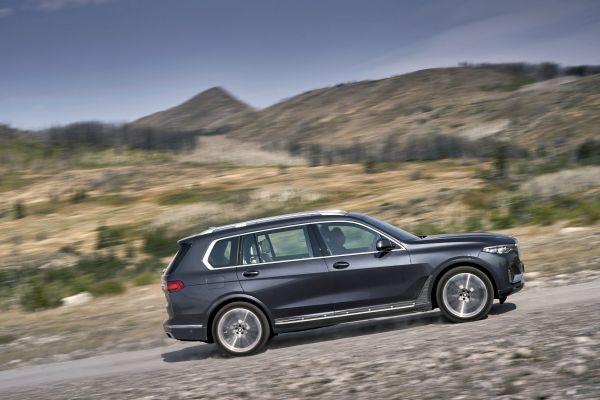 La BMW X7 llega a México