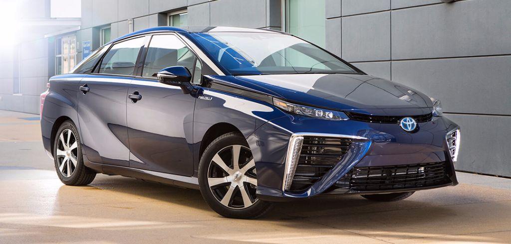 Los autos de hidrógeno emiten cero emisiones contaminantes