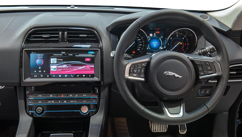 Cartera inteligente Jaguar Land Rover