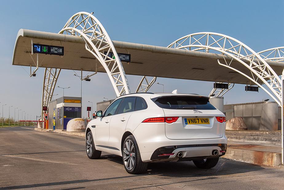 Jaguar Land Rover cartera inteligente