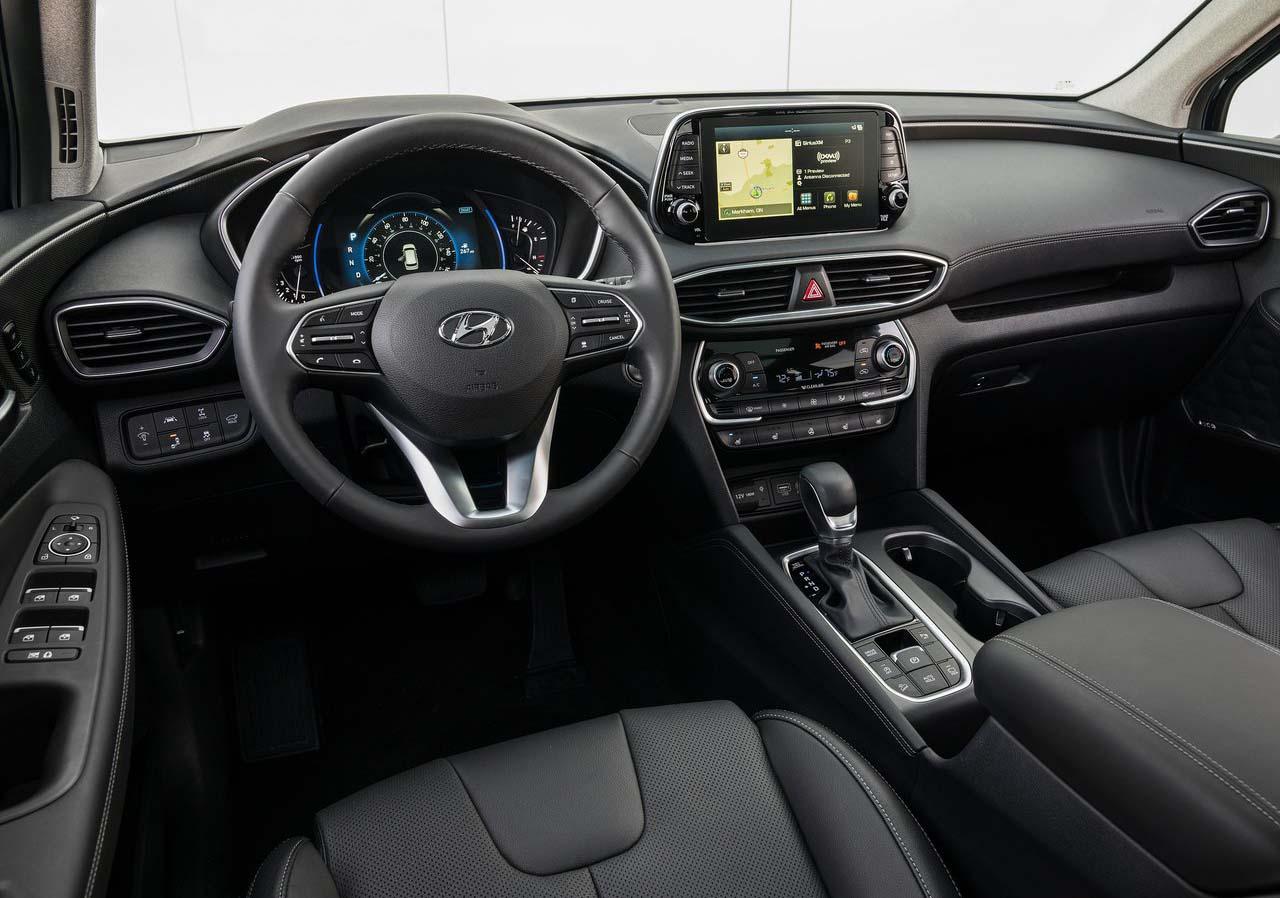 La Hyundai Santa Fe es la SUV más grande de la firma surcoreana