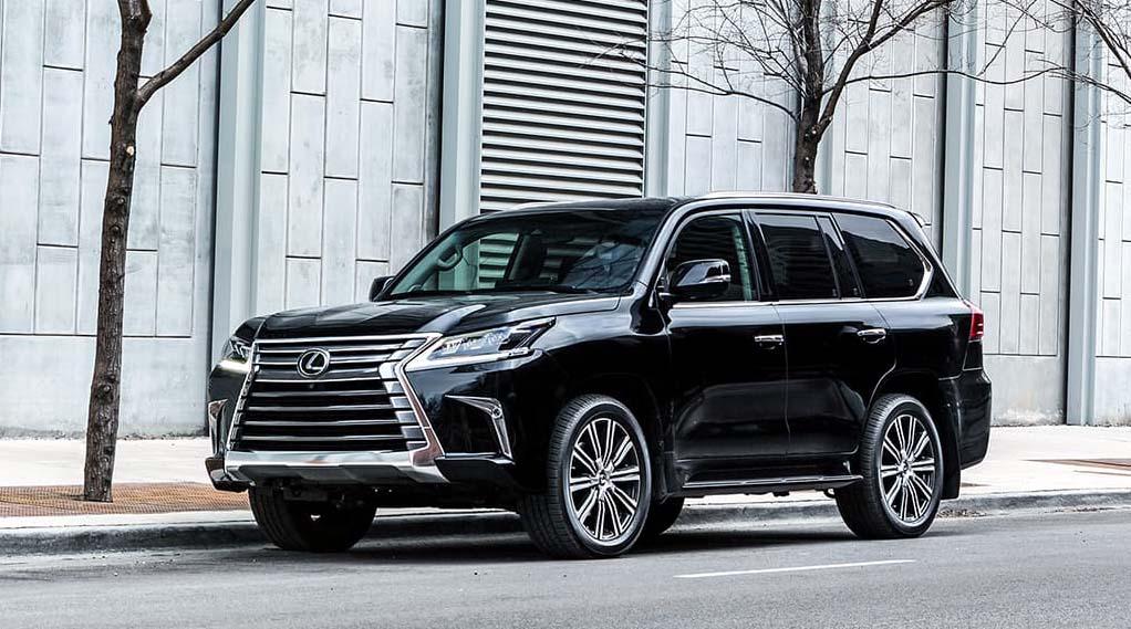 La Lexus LX busca convertirse en la reina de las SUV