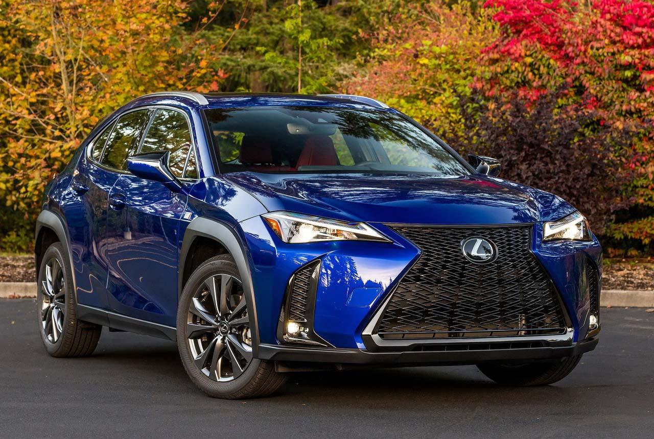 El Lexus UX es un crossover con el que Lexus quiere atrapar a los consumidores jóvenes