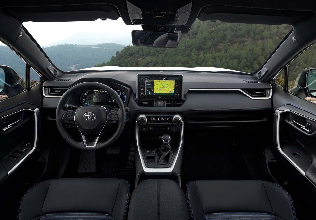 La Toyota RAV4 recién tuvo un rediseño para este 2019