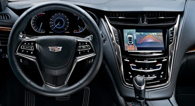 El Cadillac CTS 2019 precio en México todavía puede mejorar en el apartado tecnológico