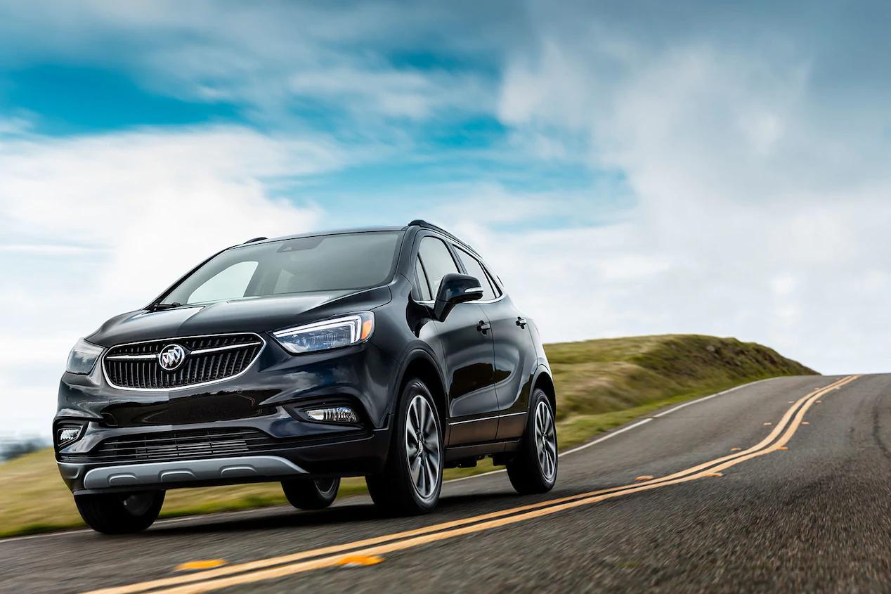 La Buick Encore CXL-Premium 2019 apuesta por un diseño moderno y más elegante
