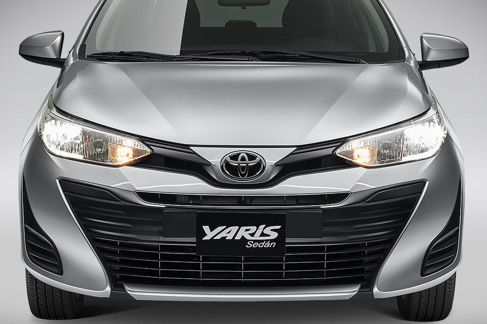 Toyota Yaris 2019 precio en México
