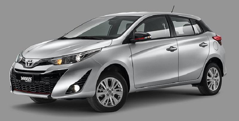 Toyota Yaris 2019 precio en México HB