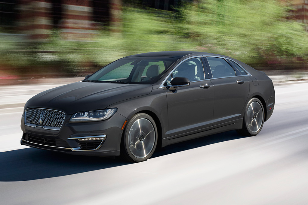 Lincoln MKZ 2019