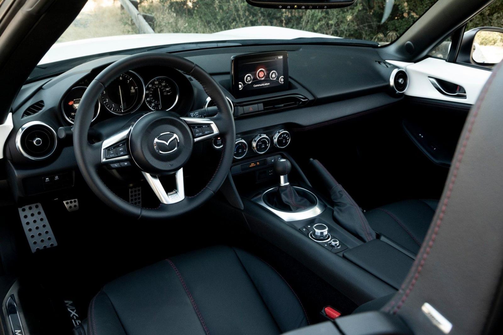 Mazda MX5 2019 precio en México
