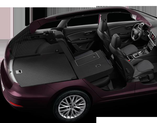 La cabina de la SEAT Leon ST 2019 precio en México hace sentir seguros a piloto y acompañantes
