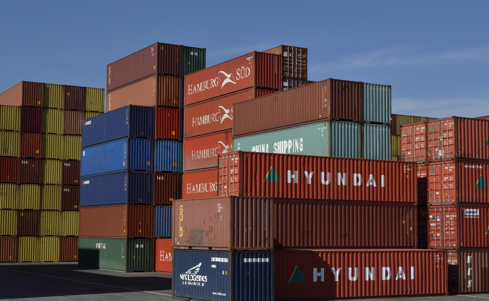 Hyundai contenedores aduana