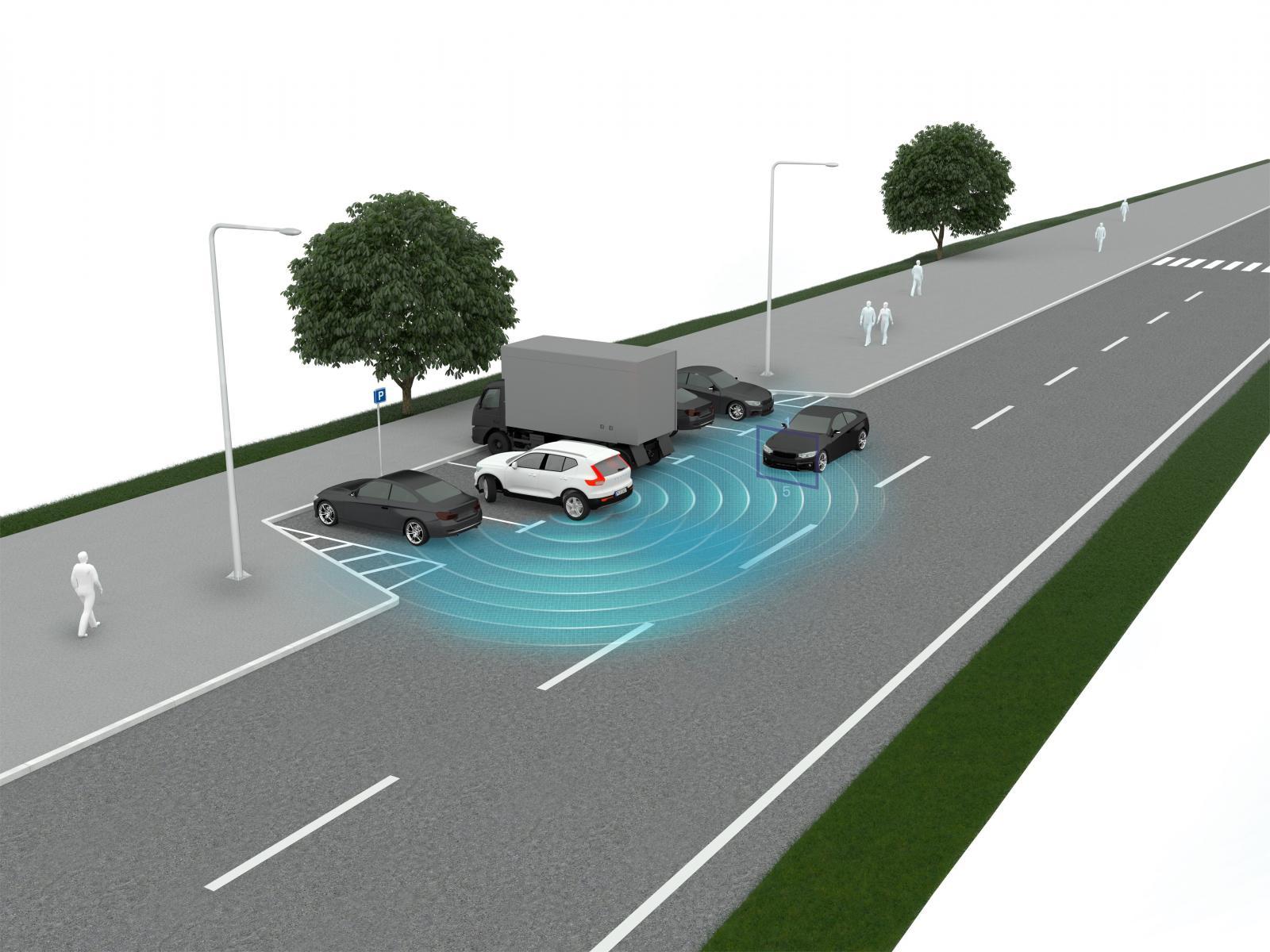 Sistema de alarma para autos
