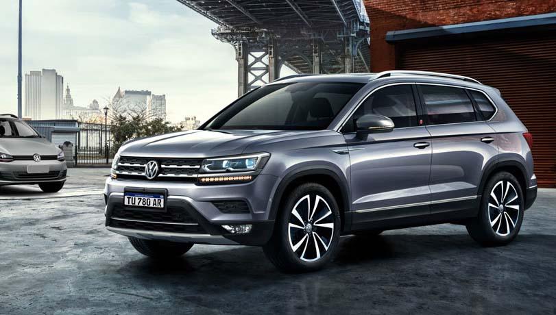 La Volkswagen Tarek comenzará a producirse en Argentina