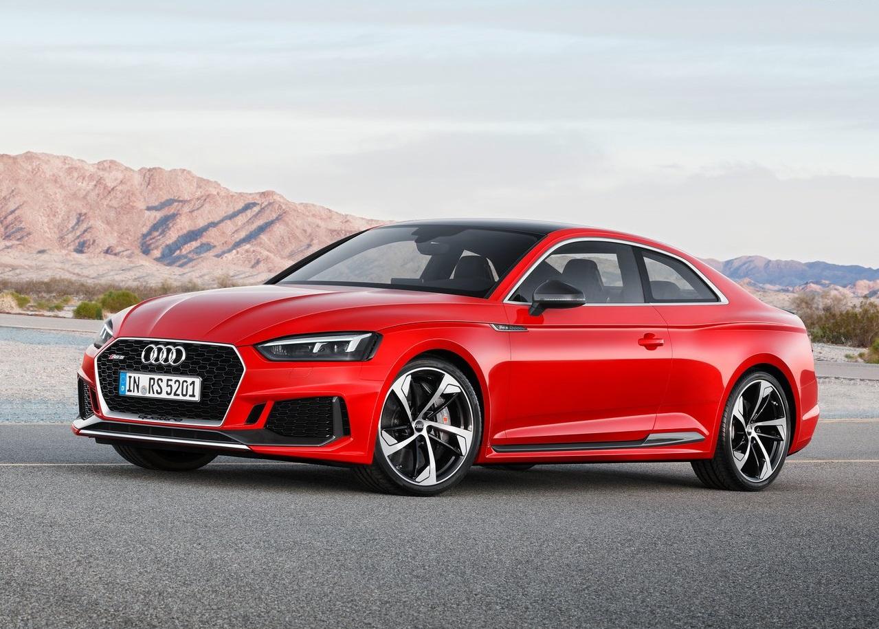 Audi RS5 2019 precio en México