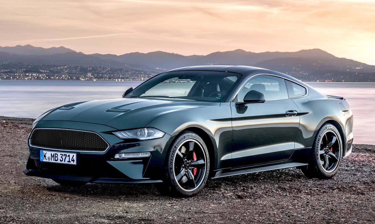 El Ford Mustang está disponible con un motor 4 cilindros EcoBoost de 2.3 litros
