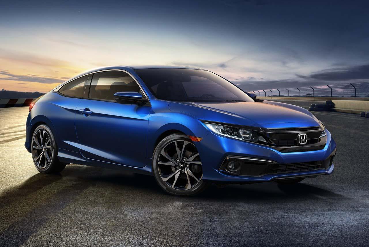 La décima generación de Honda Civic llegó con una sola versión coupé