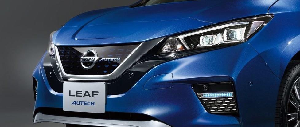 Nissan Leaf by Autech, deportividad para el compacto eléctrico