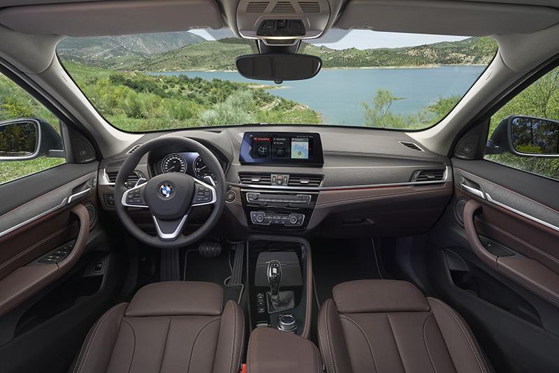 bmw x1 2020 interior