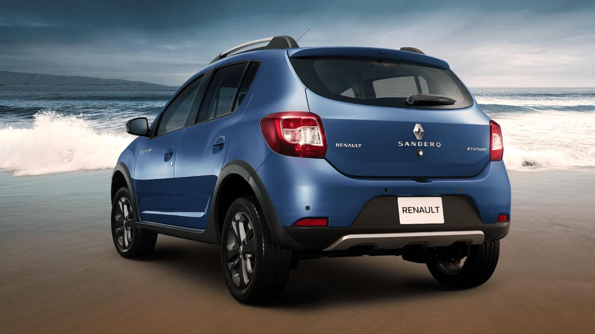 Renault Stepway 2019 Intens resena ventajas desventajas
