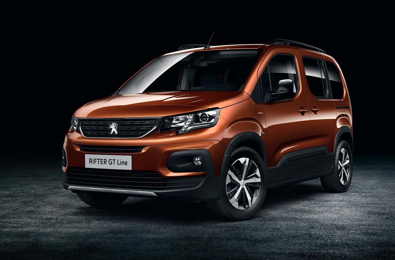 La Peugeot Rifter es el lado B del Partner