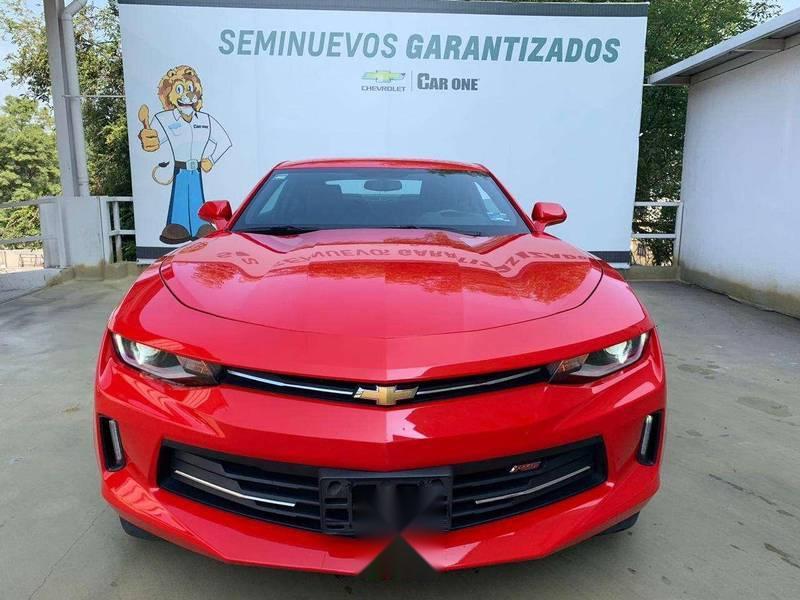 Coche Impecable Chevrolet Camaro Con Precio Asequible 881201