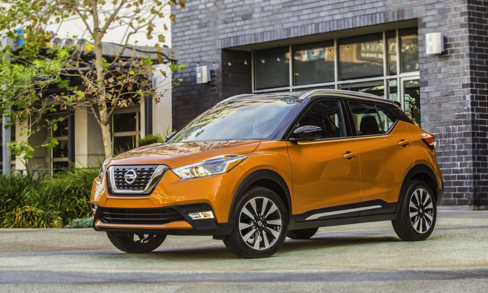 La Nissan Kicks es actualmente la SUV más accesible de Nissan