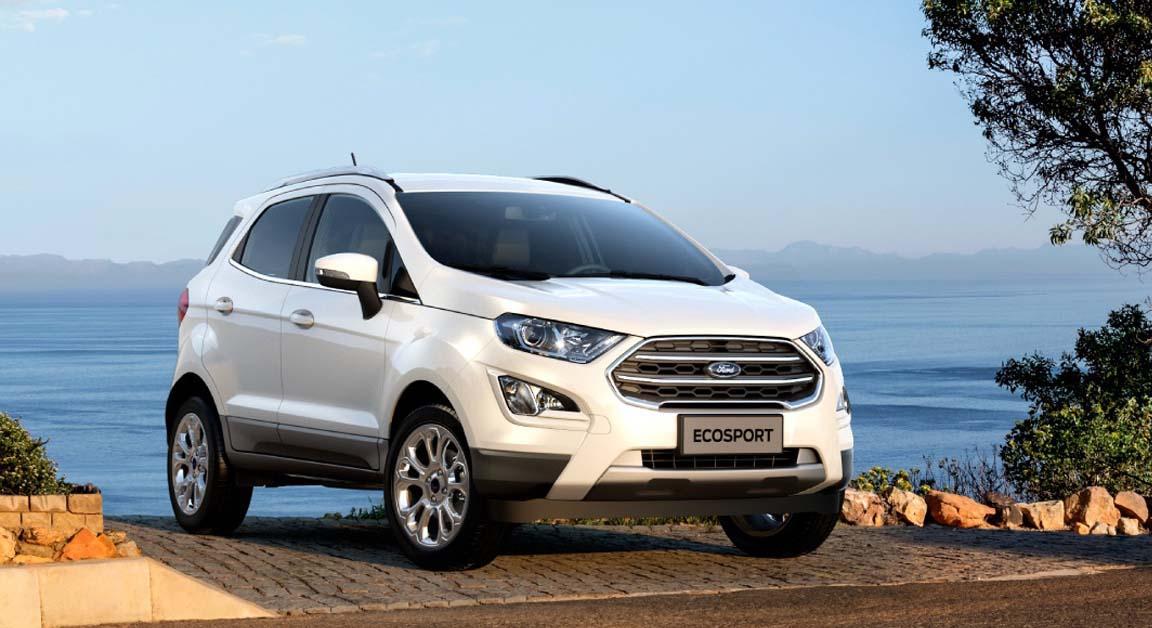 La Ford EcoSport tiene la distinción de ser la creadora de este segmento