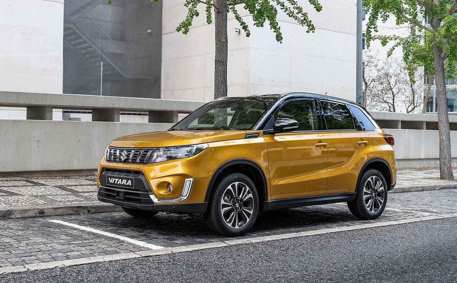 La Suzuki Vitara es una de las apuestas de la marca