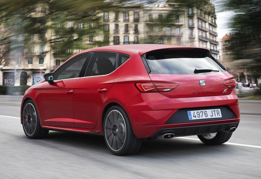 SEAT Leon Cupra 2019 resena ventajas desventajas