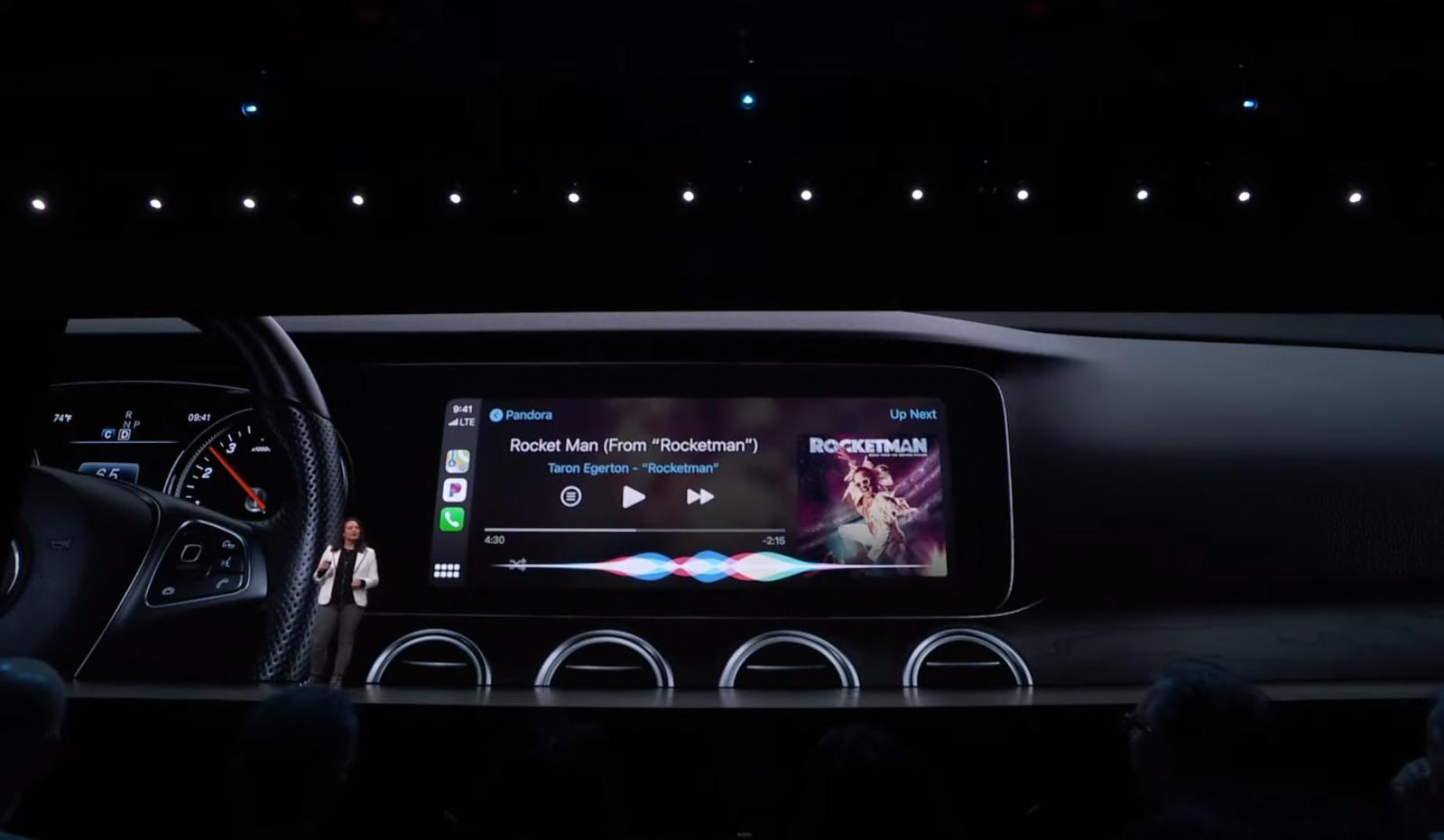 Apple CarPlay Música WWDC 2019