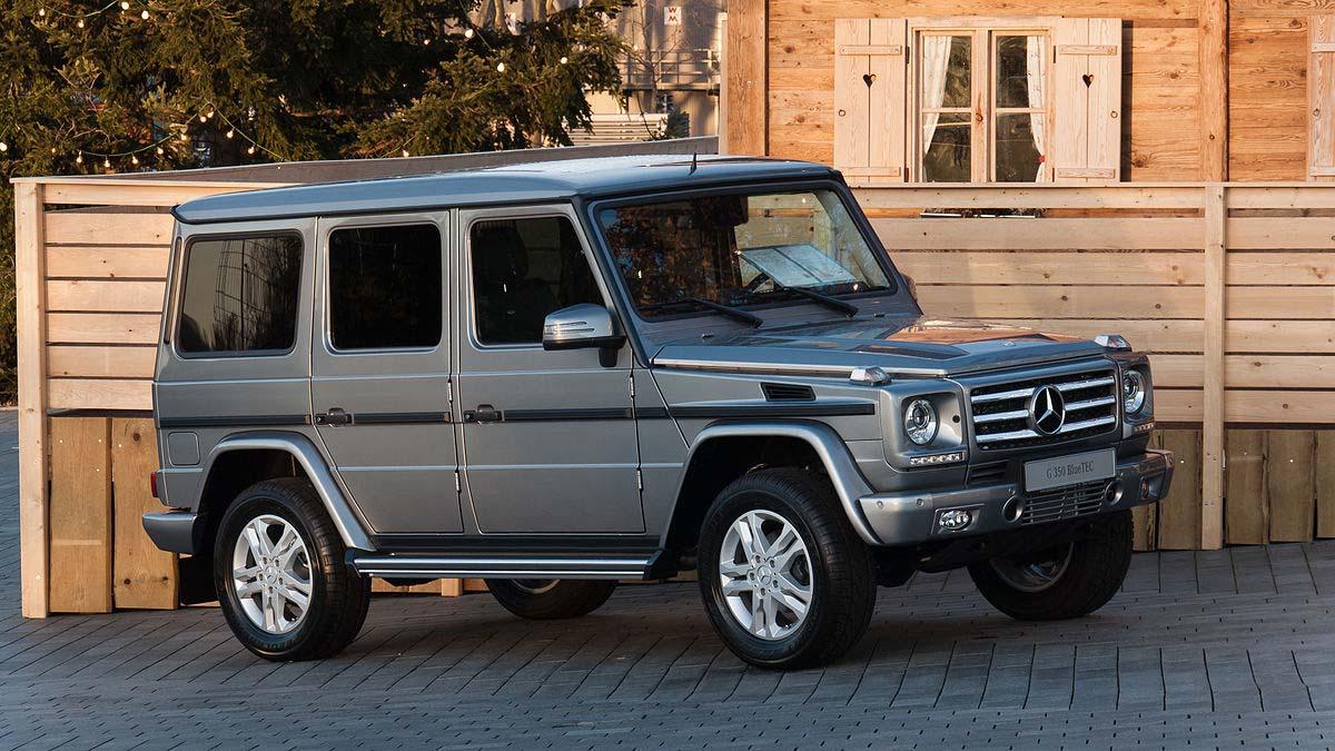 La Mercedes-Benz Clase G 2020 llega oficialmente a nuestro país