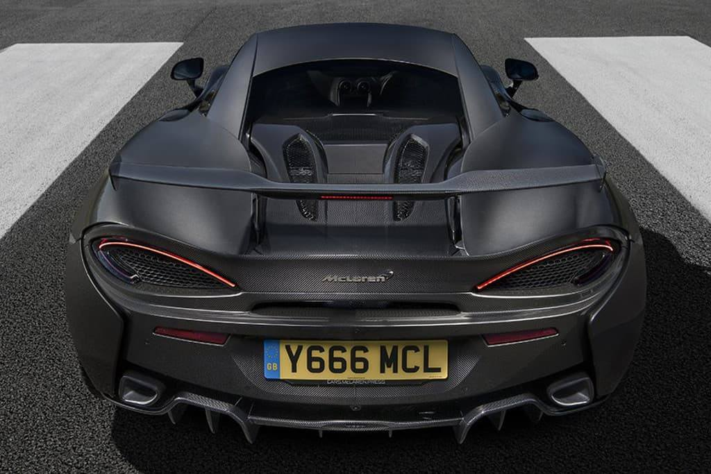 McLaren 570S estrena kit aerodinámico de MSO