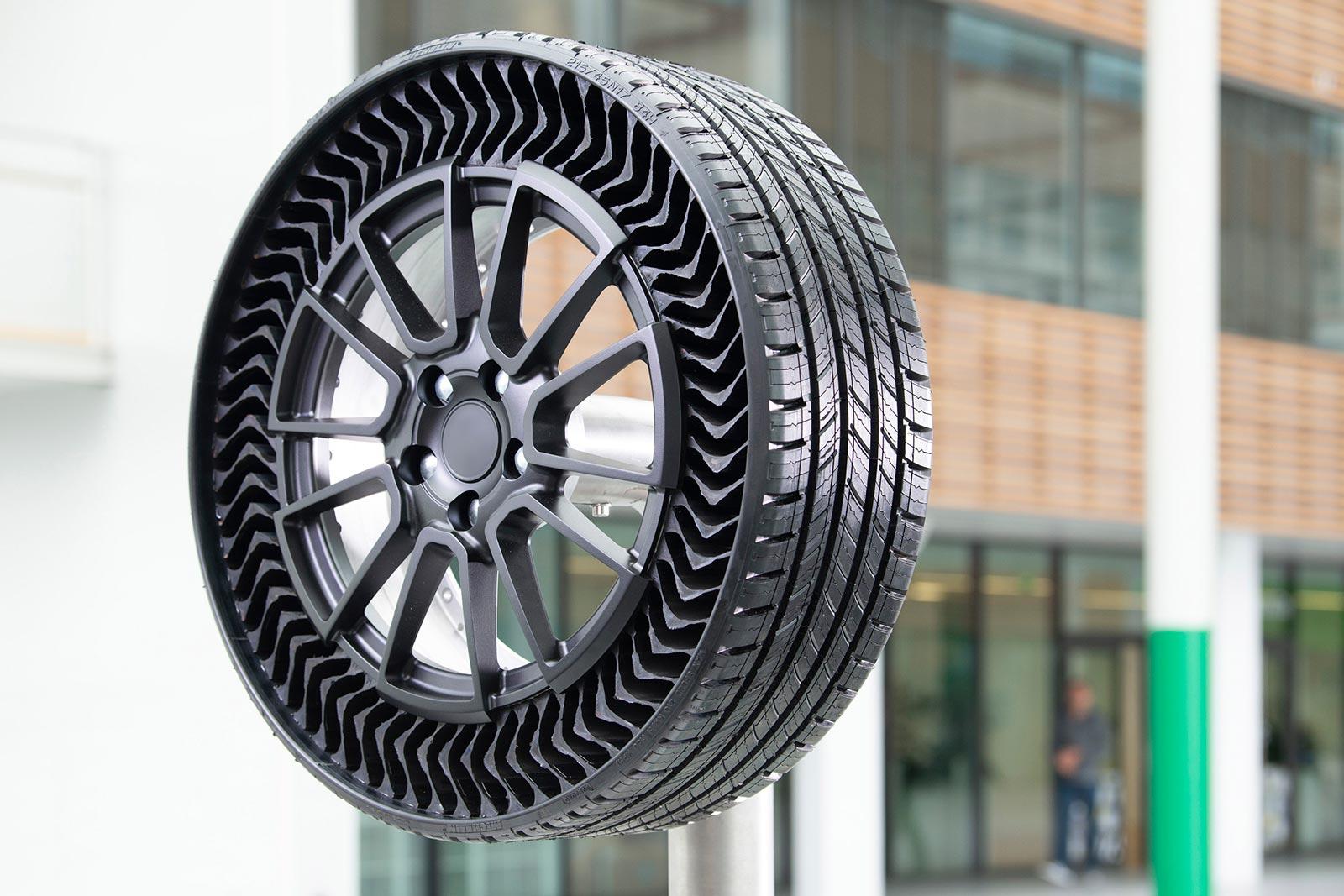 Michelin GM llanta sin aire