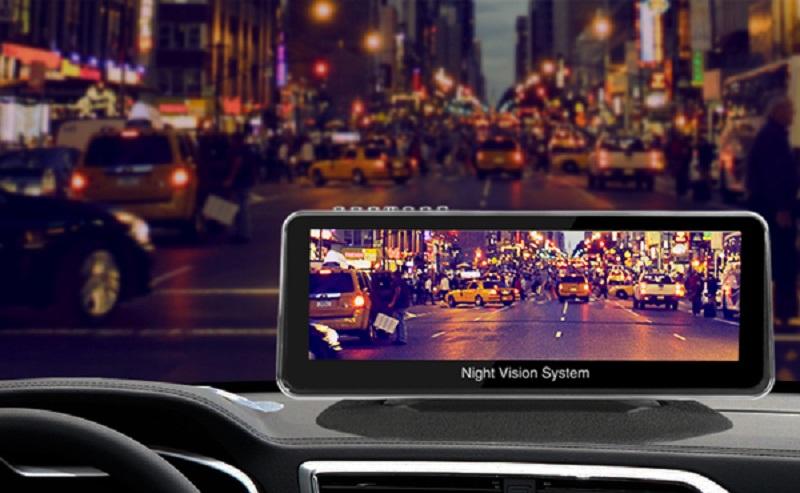 Sistema de visión nocturna coche