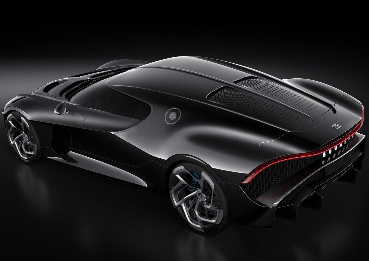 Bugatti no descarta seguir creando modelos tan caros y exclusivos