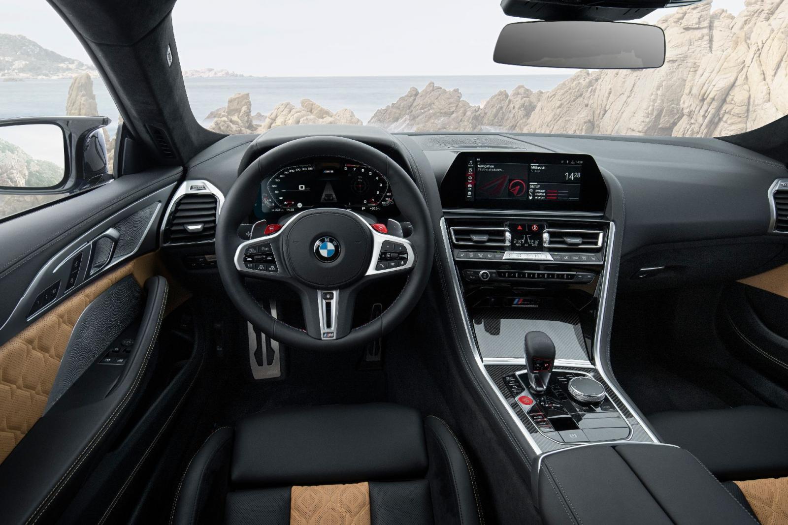 BMW M8 Coupé Competition 2022