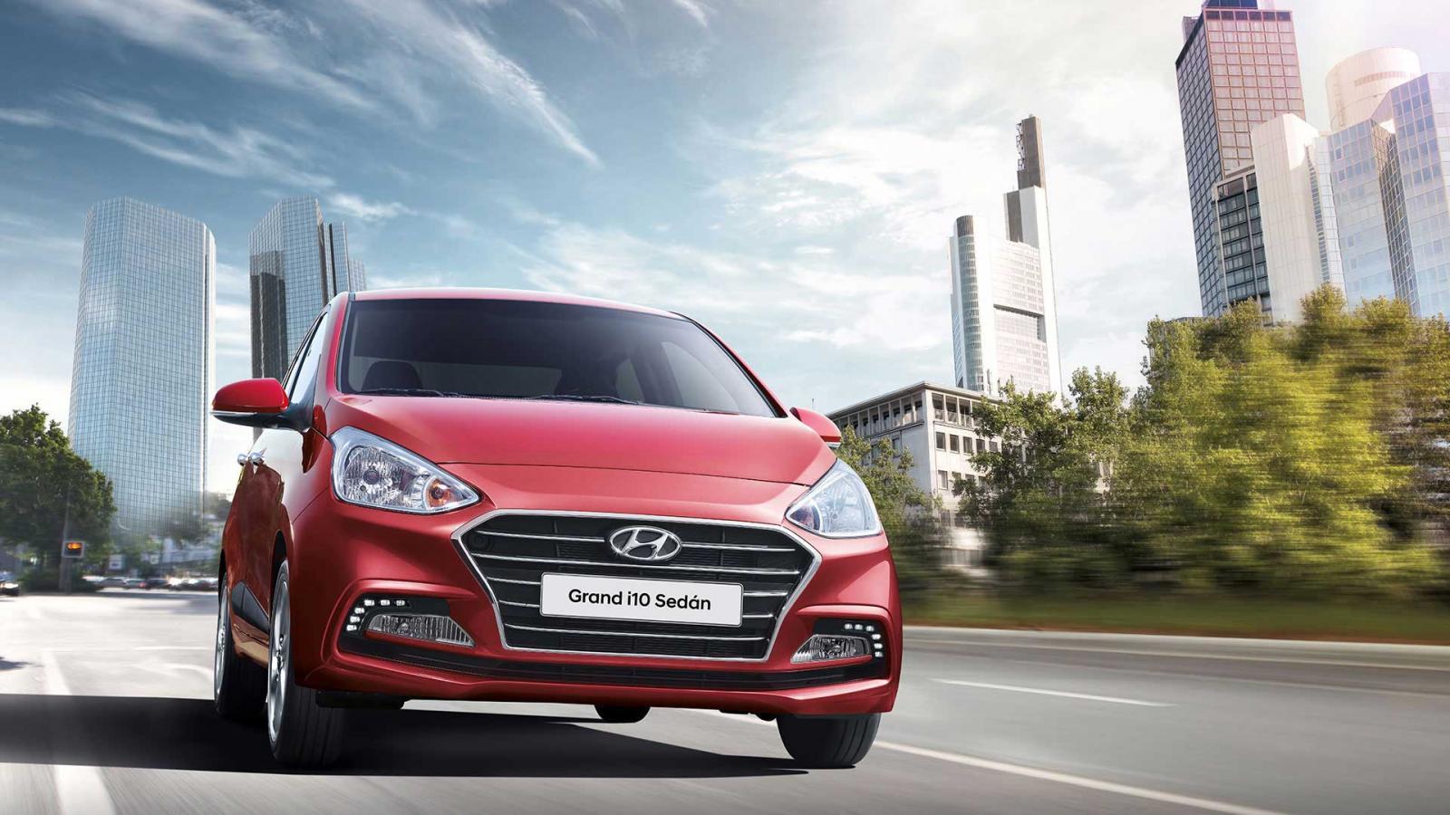 abe1863f8 Hyundai Grand i10 2020: Precios y versiones en México