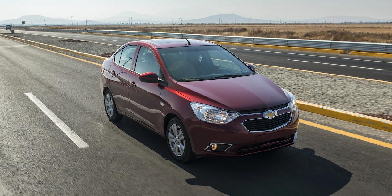 Chevrolet Aveo 2020: Precios y versiones en México