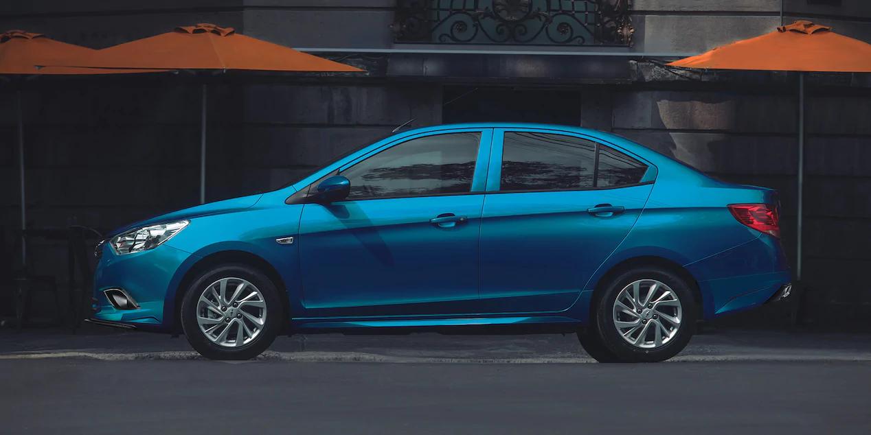 El Chevrolet Aveo 2020 precio en México se presenta como un vehículo muy práctico