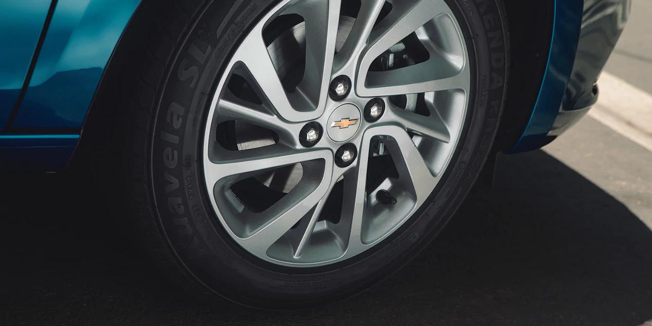 El Chevrolet Aveo 2020 precio en México sufre un poco en el apartado de seguridad